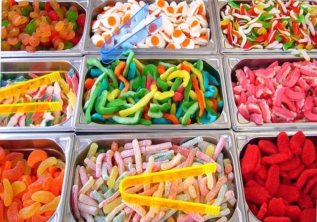 Süßigkeitensucht